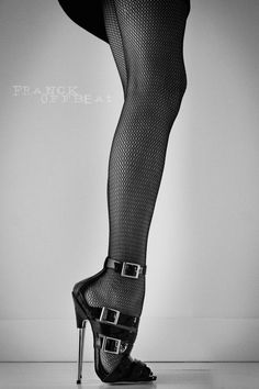 059 Fetish legs stockings FranckOffbeat photography Shoes Giaro High Heels