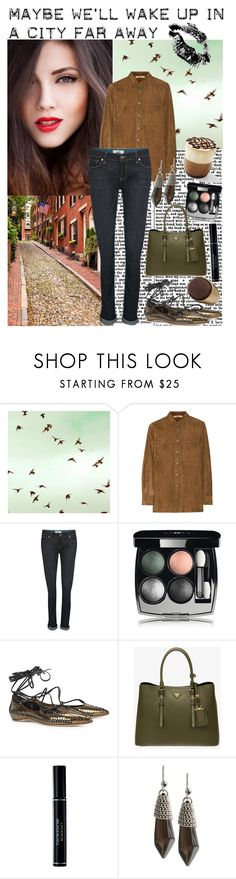 """23.03.2015"" by chrissy6 ❤ liked on Polyvore featuring Etro, Paige Denim, Chanel, Daniele Michetti, Prada, Christian Dior and Kenneth Cole"