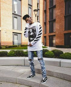 Looks Hip Hop, Vans Outfit, Hypebeast, Off White, Streetwear, Hipster, Street Style, Mens Fashion, Casual
