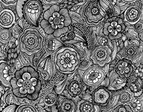 Zentagle by Larisa Hernandez, via Behance