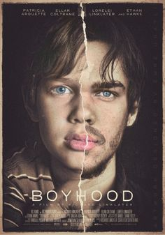 Emre Unayli's Poster featuring Ellar Coltrane for Richard Linklater's Boyhhood
