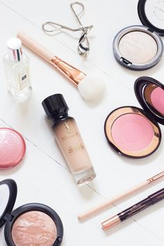 makeup, the joy of makeup and five staple feel good products