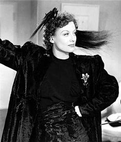 Joan Crawford in The Women. 1939