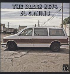 El Camino. Vinyl.