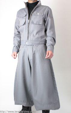 Toraichi 7260-554 Riders jacket 7260-418 Cho-cho long pants