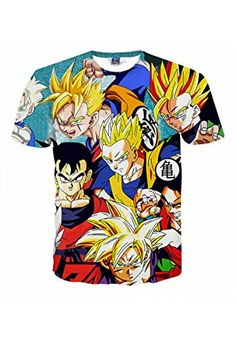 007f41d4 classic cartoon dragon ball super saiyan armour t shirt men/women anime  goku vegeta t shirts DBZ tees tops plus size