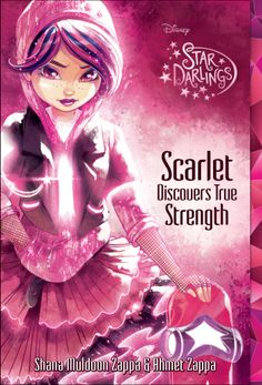 The Paperback of the Scarlet Discovers True Strength (Star Darlings Series) by Shana Muldoon Zappa, Ahmet Zappa, Disney Storybook Art Team Will Scarlet, Breathe In The Air, Star Darlings, Barbie, Zappa, Disney Stars, Costume, Mystery Books, Chapter Books