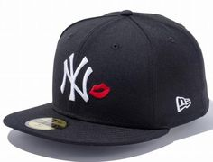 48d86d6b20a3cf new era hats october 2015 | Lips New York Yankees 59Fifty Fitted Cap by NEW  ERA