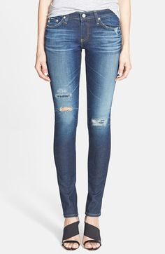 AG Jeans 'The Legging' Ankle Jeans (14-Year Reform) available at #Nordstrom