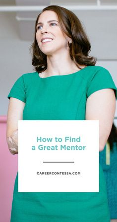 How to find a great mentor and set yourself up for career success