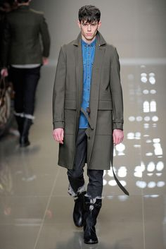 Burberry Prorsum, Look #7