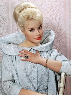 Elke Sommer (real name: Elke Baronesse von Schletz, born: November 5, 1940, Berlin, Germany) is a German actress, entertainer and artist.