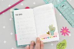 2019 Coptic Bound Planner by Aly Dosdall for We R Memory Keepers Planner Pages, Printable Planner, Free Printables, Weekend Crafts, We R Memory Keepers, Bound Book, Printed Pages, Book Binding, Getting Organized