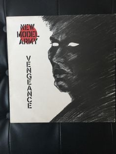 A personal favourite from my Etsy shop https://www.etsy.com/uk/listing/498517476/new-model-army-vengeance-original-vinyl