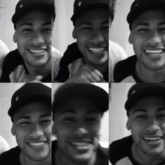 Sorriso lindo ❤❤❤❤ #neymar #neymarjr #neynobrasil Neymar Jr, Neymar Barcelona, Love You Babe, Football Love, World Cup 2014, Best Player, Perfect Man, Football Players, Messi