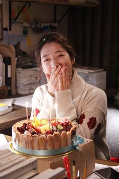 Queen of RomCom ♥ Park Shin Hye ♥ Flower Boy Next Door ♥ You're Beautiful! ♥ Heartstrings ♥ Don't Worry I'm a Ghost ♥ Shinhye celebrated her birthday on set