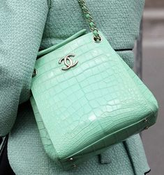 Don't do fashion, be fashion as Coco Chanel said!  More luxury inspirations on insplosion.com