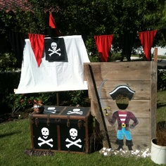 Hudson's Pirate Party