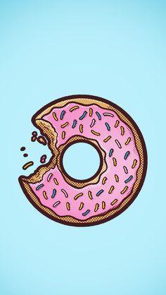 Donut wallpaper!