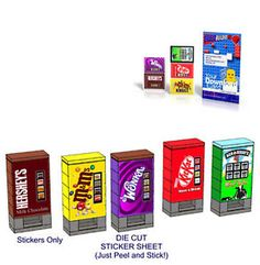 Stickers-Lego-Custom-Candy-Vending-Machines-Instructions-city-town-food-pepsi