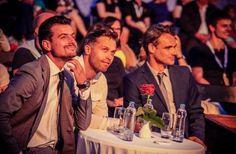 Czas Honoru .... Antoni, Maciej and Jan ... <3ed this series