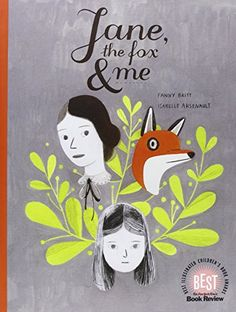Jane, the Fox, and Me by Fanny Britt https://www.amazon.com/dp/1554983606/ref=cm_sw_r_pi_dp_x_DoZ5xb7FZ5B4K