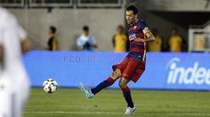 LA Galaxy 1 - 2 FC Barcelona   FC Barcelona