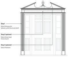 ~reference pediment