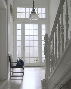 Swooning for Staircases