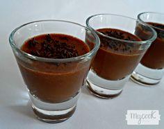 Cuajada de chocolate - http://www.mycookrecetas.com/cuajada-de-chocolate/
