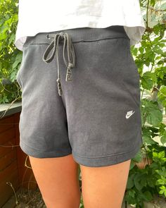"""RullaKoo, Riitta Kahelin on Instagram: """"Her older brother's sweats found new life as women's shorts. #refashioning #nikeshorts #savedfromlandfill #sustainablefashion…"""" Refashioning, Women's Shorts, New Life, Sustainable Fashion, Short Dresses, Instagram, Short Gowns, Mini Dresses, Skater Skirts"""
