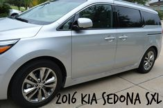 I was elevating my soccer mom status when I got to drive the 2016 Kia Sedona SXL. #DriveKia