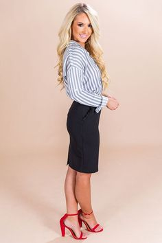 858ae41eaff business look to look perfect at the office 16. Pencil Skirt ...