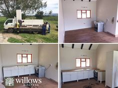 Passion is the driving force behind our many successful projects. Here is another awesome freestanding kitchen delivery by our #WillowsKitchens team. The entire delivery was done in less than an hour. Call us on 082 093 6484 or visit our website - www.willowskitchens.co.za. Deliveries countrywide.