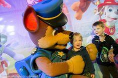 Uitje met Paw Patrol, de Politie, Brandweer en Ambulance