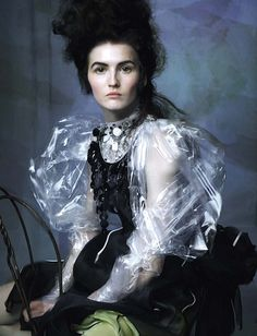 Steven Meisel for Vogue Italia