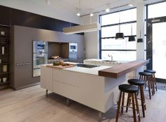 Kitchen Architecture's bulthaup showroom in Cheshire