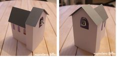 Petit village de noël principalement réalisé en papier !!! Decoration, Bird, Outdoor Decor, Inspiration, Images, Home Decor, White Christmas, Paper, Christmas Is Coming