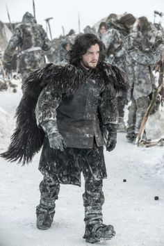 Game of Thrones - Jon Snow   Season 3