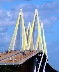 Fred Hartman Bridge; Baytown, TX