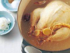 金 裕美さんの[サムゲタン]レシピ|使える料理レシピ集 みんなのきょうの料理