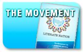 The Literate Nation Movement Add Adhd, Helping Children, Learning Disabilities, Ecommerce Hosting, Organizations, Infographics, Kid Stuff, Infographic, Organizing Clutter