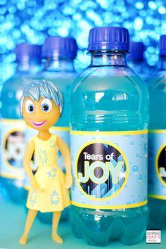 | Disney's Inside Out Party Ideas | http://soiree-eventdesign.com