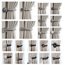metal curtain tie backs http www