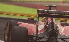 Formula 1 - Kimi Raikkonen - Ferrari - GP Monaco Monza 2014 - daniphotodesign.com