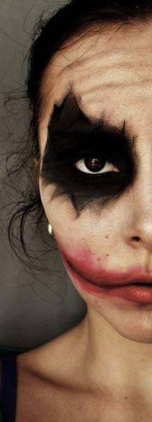 Joker face II. https://www.makeupbee.com/look.php?look_id=86096