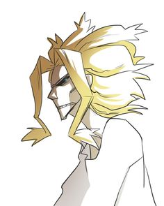 Toshinori / All Might [Boku No Hero]
