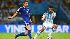 Susic : Dzeko es Messi de Bosnia