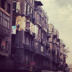Downtown, cairo, Egypt