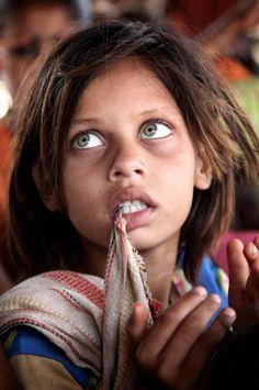 Those eyes ! Rajasthan India